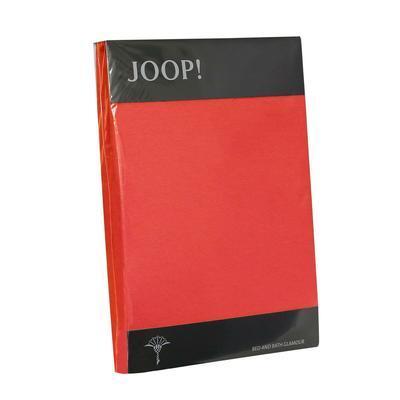 Napínací prostěradlo 140x200 - červené, JOOP!