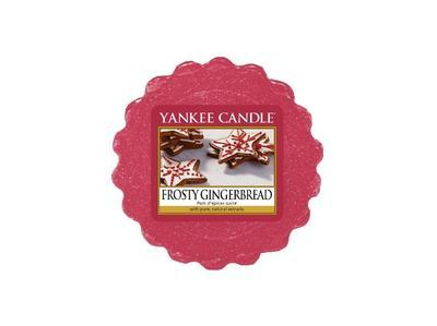 Vosk Frosty Gingerbread, Yankee Candle