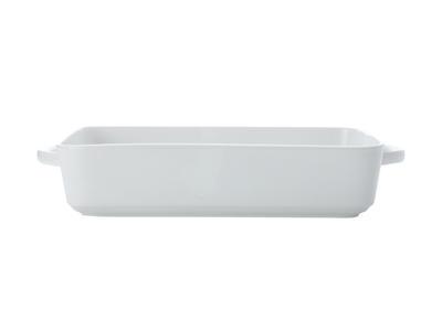 Mísa na lasagne WHITE BASICS 37x25x7 cm, Maxwell & Williams