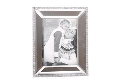 Zrcadlový fotorámeček 13x18cm, Sifcon