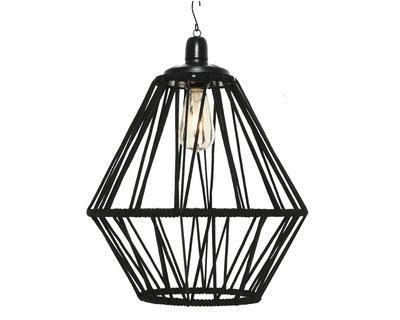 Závěsné světlo ke stojanu 840794, cca 38x47cm, 2L, černé, venkovní