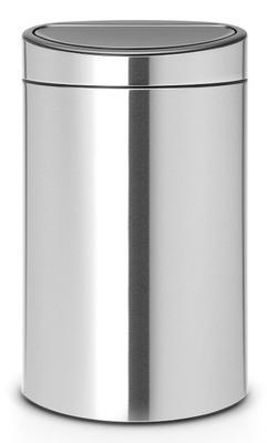 Odpadkový koš Touch Bin NEW 10+23l, matná ocel, Brabantia