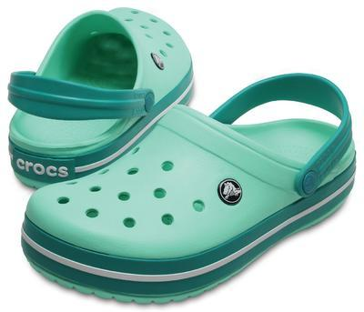 Boty CROCBAND M11 new mint/tropical teal, Crocs