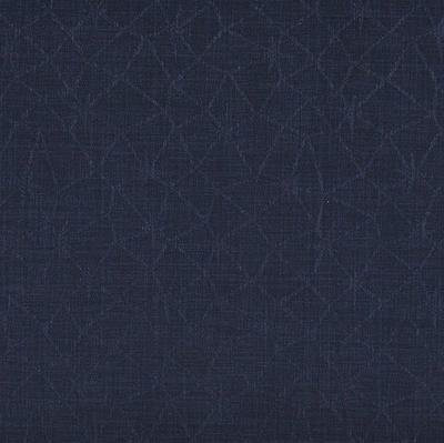 Vánoční ubrousek látkový LOFT STAR 40x40 cm - navy blue, Sander
