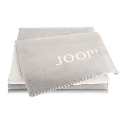 Deka JOOP! UNI-DOUBLEFACE 150x200 cm rauch-ecru