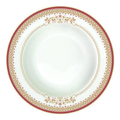 Vánoční talíř hluboký WINTER CAROUSEL 21,5 cm, Easy Life