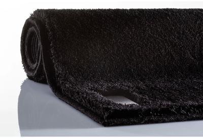 koupelnová předložka J! luxury 70x120 schwarz