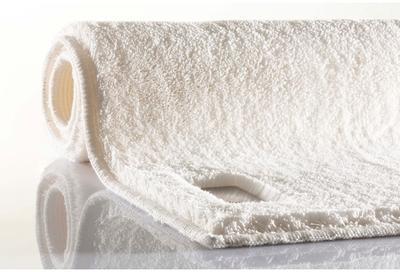 koupelnová předložka J! luxury 70x120 natur - jasmin