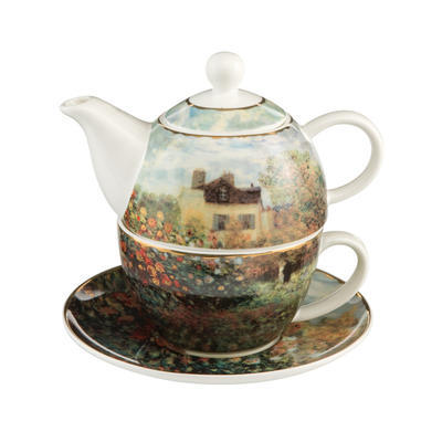 Čaj pro jednoho ARTIS ORBIS C. Monet - The Artist's House - 350 ml, Goebel