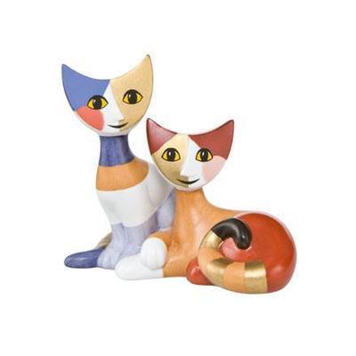 Figurka ROSINA`S CATS - Severa e Onesto, Goebel