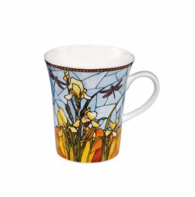 Hrnek ARTIS ORBIS L. C. Tiffany - Iris - 400 ml, Goebel