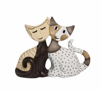 Figurka ROSINA`S CATS - Romolo e Celeste, Goebel