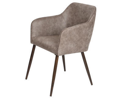 Židle jídelní PATINA 57x59x90 cm - taupe, Kaemingk