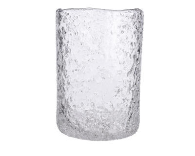 Váza REYKJAVIK 14x19 cm - čirá, Kaemingk