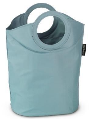 Taška na prádlo 55 l - mátová, Brabantia