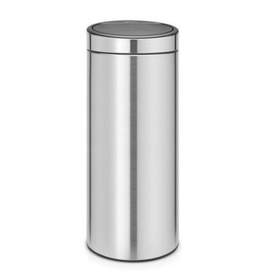 Koš odpadkový TOUCH BIN NEW 30 l - matná ocel, Brabantia