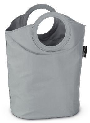 Taška na prádlo 55 l - šedá, Brabantia