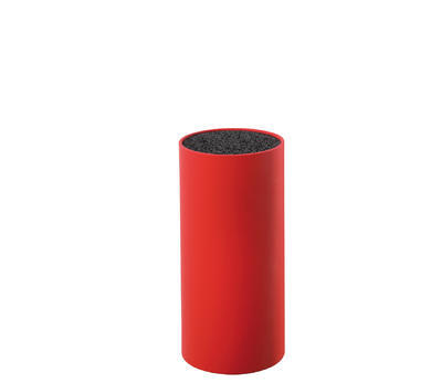 Blok na nože AKRYL 22 cm - červená, Zassenhaus