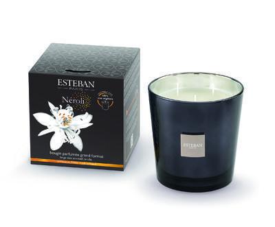 Vonná svíčka 450 g- Neroli, ESTEBAN