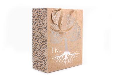 Dárková taška - Strom života, 19x23cm, Sifcon