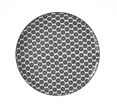 Talíř jídelní TAKEO CIRCLES 26 cm, R & B