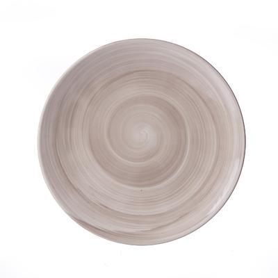 Talíř dezertní VALENCIA BROWN 21 cm, R & B