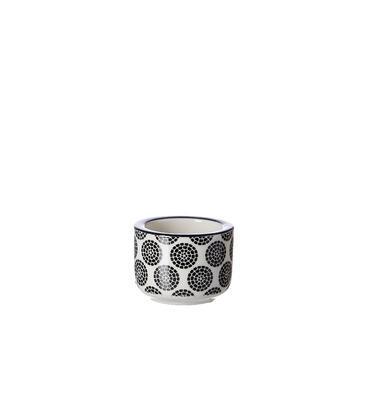 Svícen na čajovou svíčku TAKEO CIRCLES 6 cm, R & B