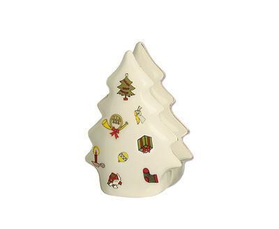 Vánoční stojánek na ubrousky NOEL 10 cm, Taitu
