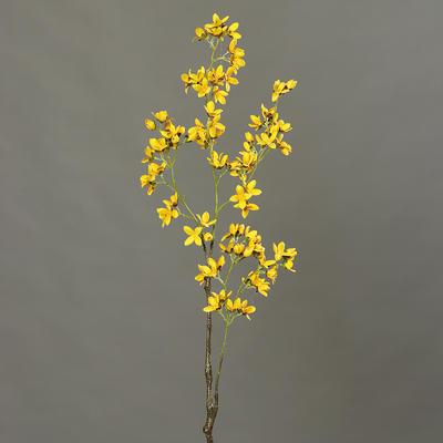 Větvička ZLATÝ DÉŠŤ 84 cm - žlutá, DPI
