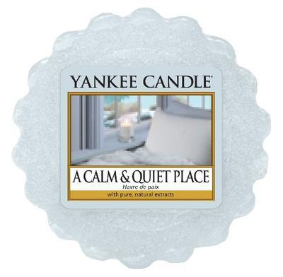 Vosk A Calm & Quiet Place, Yankee Candle