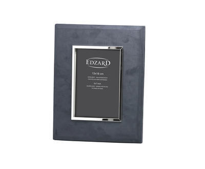 Fotorámeček RUBY 13x18 cm - šedomodrá, Edzard