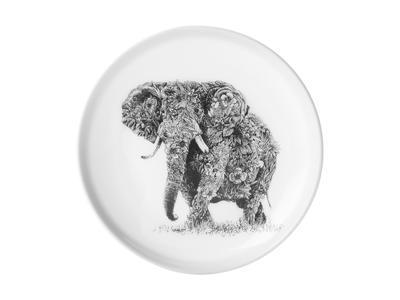 Marini Ferlazzo talíř 20 cm African Elephant, Maxwell and Williams