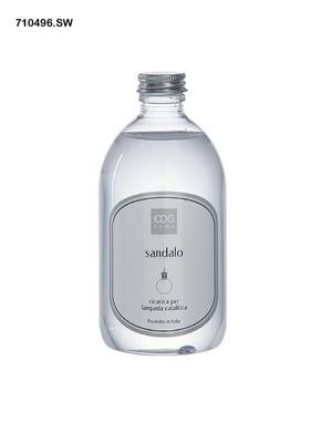 Náplň do katalytické lampy RICARICA - SANDALWOOD 500 ml, EDG