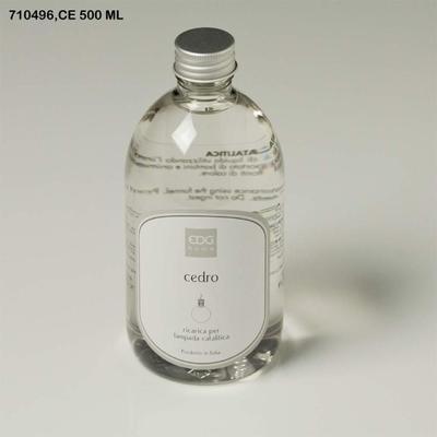 Náplň do katalytické lampy RICARICA - CEDRO 500 ml, EDG