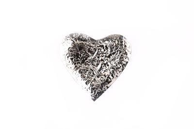 Mísa tepaná HEART 21,5x22x1,5 cm, Sifcon