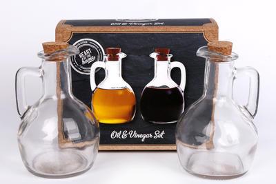 Set 2ks OIL&VINEGAR 11x7,5 cm, Sifcon