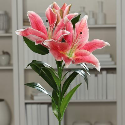 Květina LILIE 93 cm - fuchsia, DPI