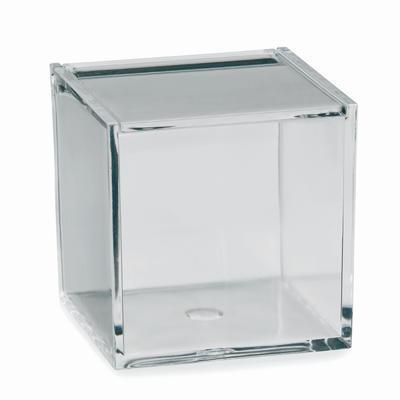 Box kosmetický SAFIRA 8x8x8 cm, Kela