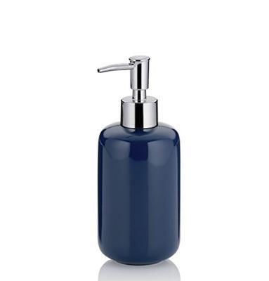 Dávkovač mýdla ISABELLA 400 ml - modrá, Kela