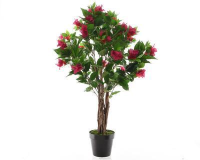 Květina v květináči BUGENVILEA 85 cm, Kaemingk