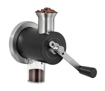 Mlýnek nástěnný na kávu EMMA - černá, Zassenhaus