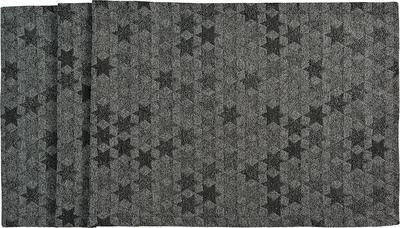Vánoční prostírání GOODMAN 35x50 cm - grafit, Sander