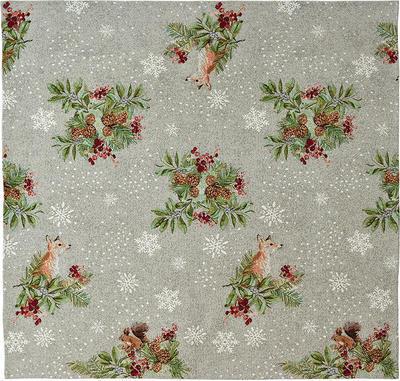 Vánoční prostírání OUT IN THE SNOW 32x48 cm - original, Sander