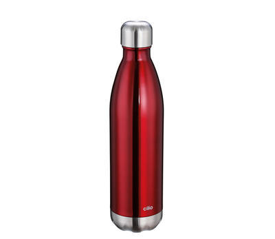 Termoláhev ELEGANTE 750 ml - červená, Cilio