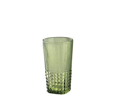 Sklenice CRYSTAL LINE 400 ml - smaragd, Cilio