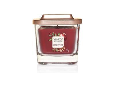 Svíčka ELEVATION 1 KNOT Holiday Pomegranate - malá, Yankee Candle