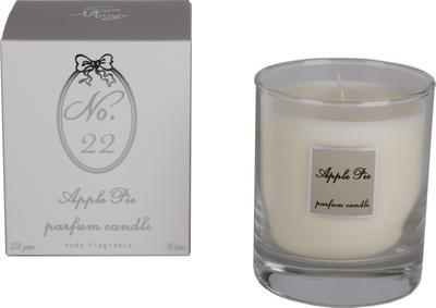 Svíčka vonná - Apple Pie No.22 - 210 g, Wittkemper