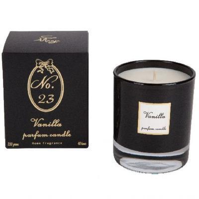 Svíčka vonná - Vanilla No.23 - 210 g, Wittkemper