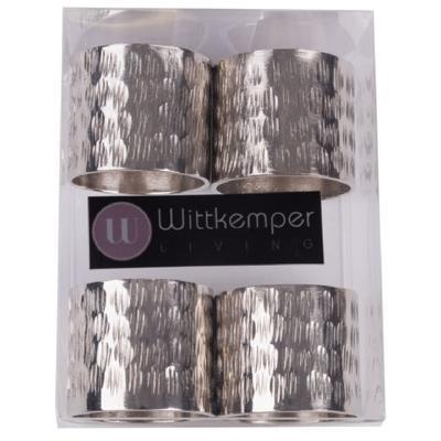 Kroužky na ubrousky CLEOPATRA 4 ks, Wittkemper
