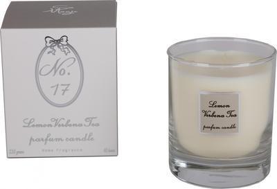 Svíčka vonná - Lemon Verbena Tea No.17 - 210 g, Wittkemper